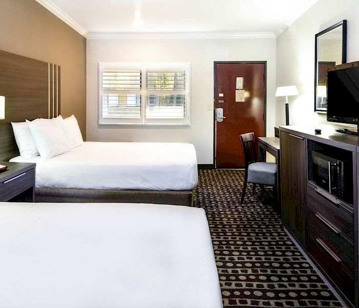 Travelodge by Wyndham Commerce Los Angeles Area